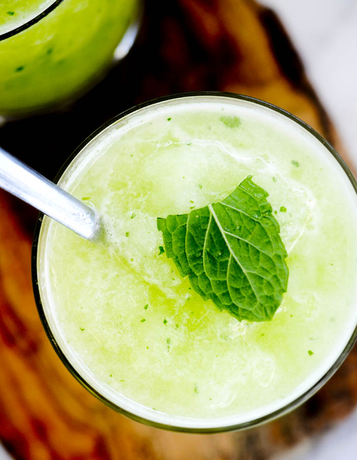 Honeydew Slush