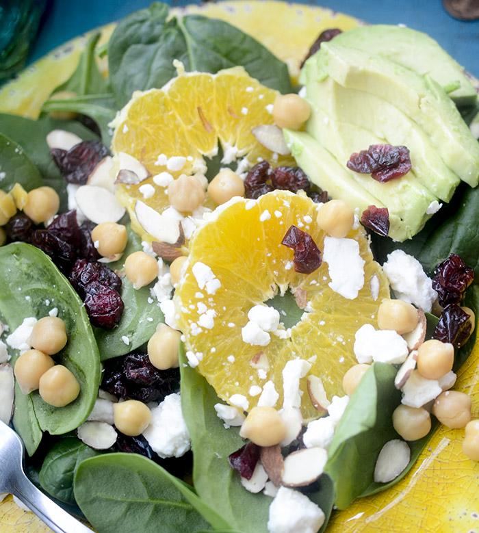 Post Holiday Detox Salad