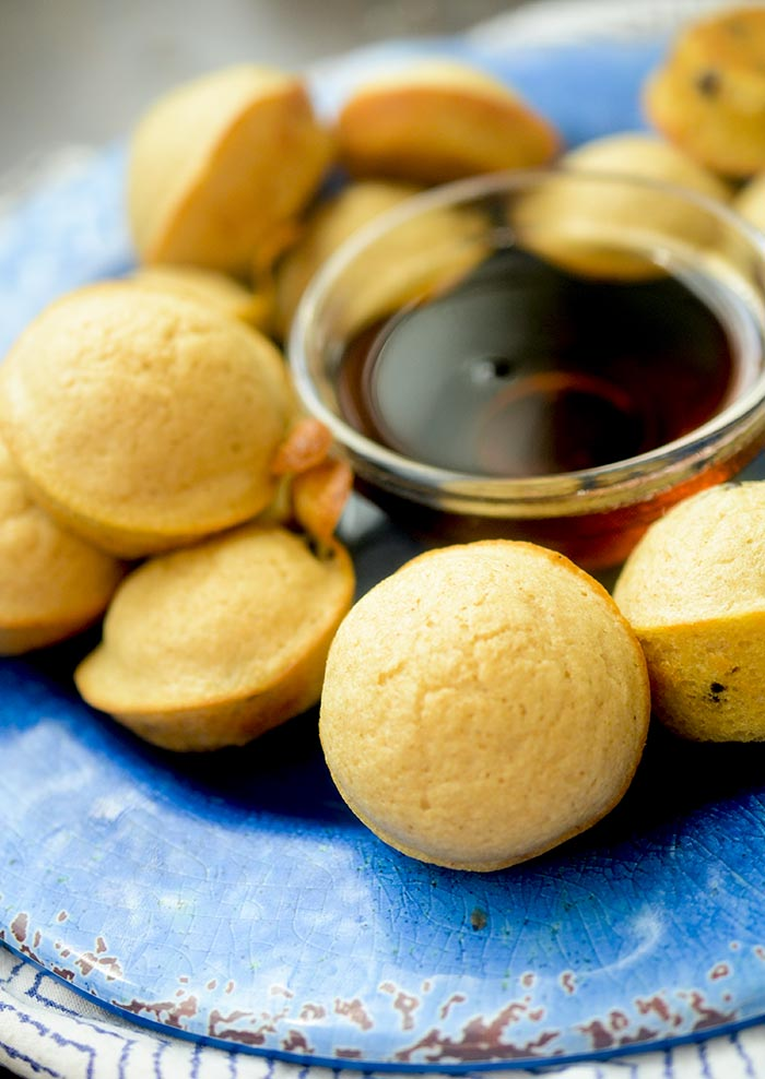 Pancake poppers recipe diaries pancake poppers ccuart Images
