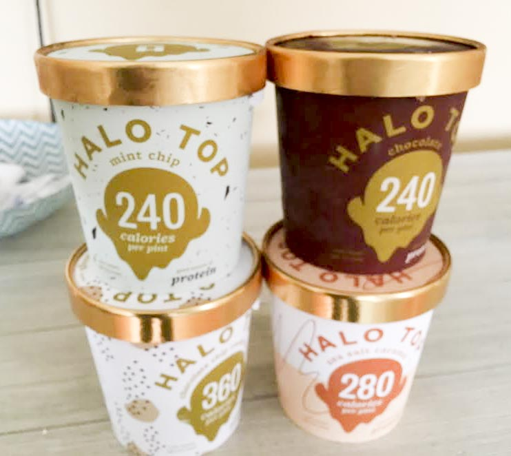 Food Find – Halo Top Ice Cream