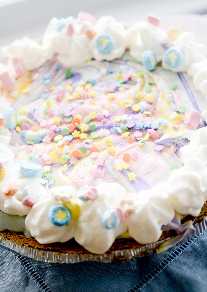 Unicorn Cheesecake