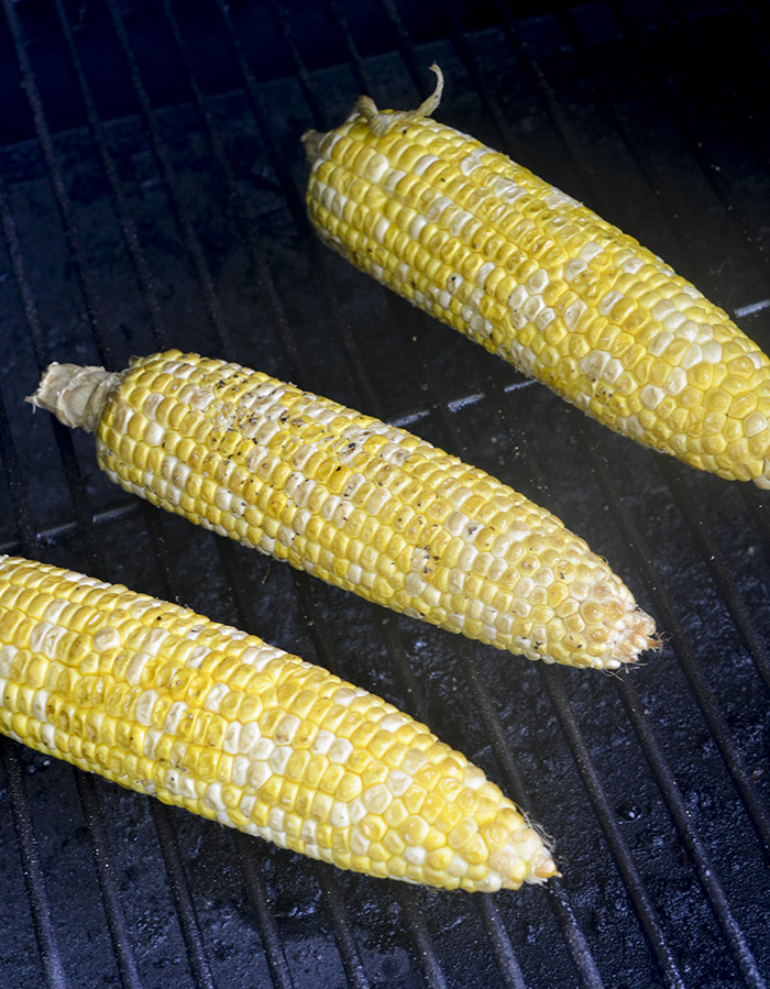 Smoked Corn on the Cob - the only way you'll ever want to make corn from now on!