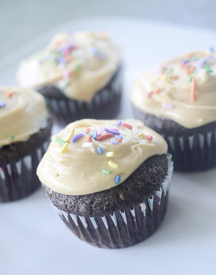 Chocolate Cupcakes - Vegan   Dairy Free