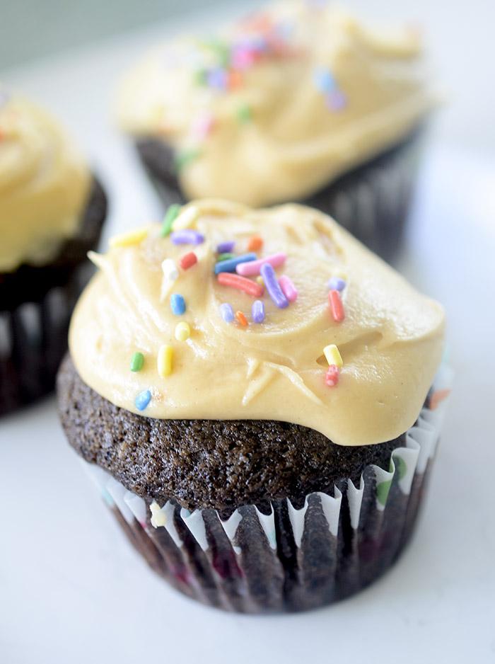 Chocolate Cupcakes – Vegan | Dairy Free
