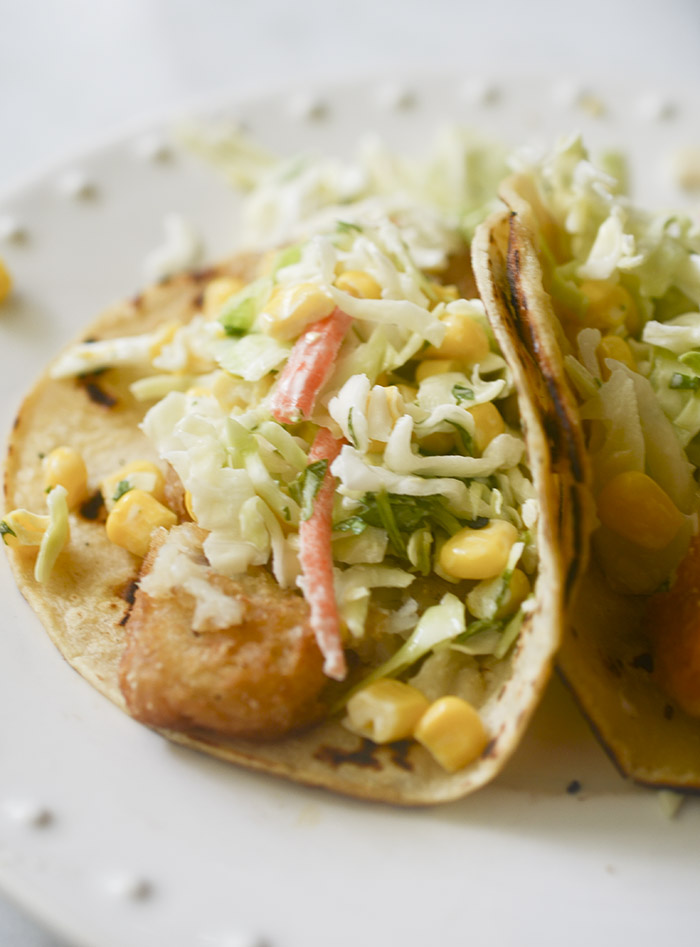 Super Easy Fish Tacos