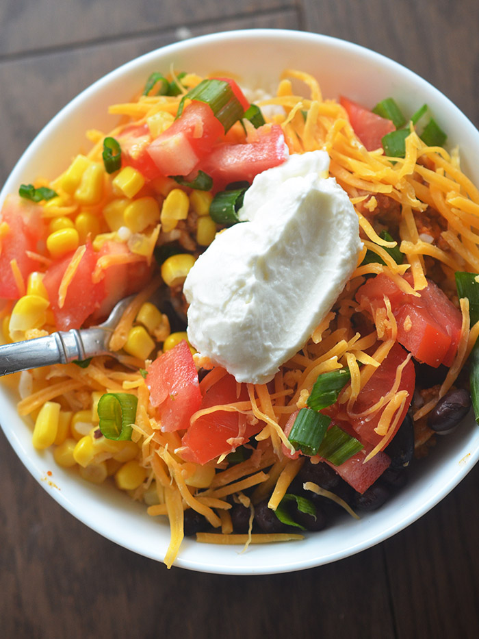 Weight Watchers Burrito Bowls 3 Smart Points