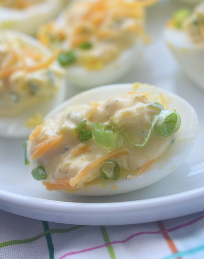 Weight Watchers Deviled Eggs 0 Smart Points