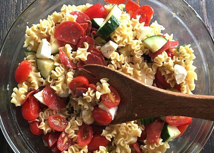 Italian Pasta Salad – Weight Watchers