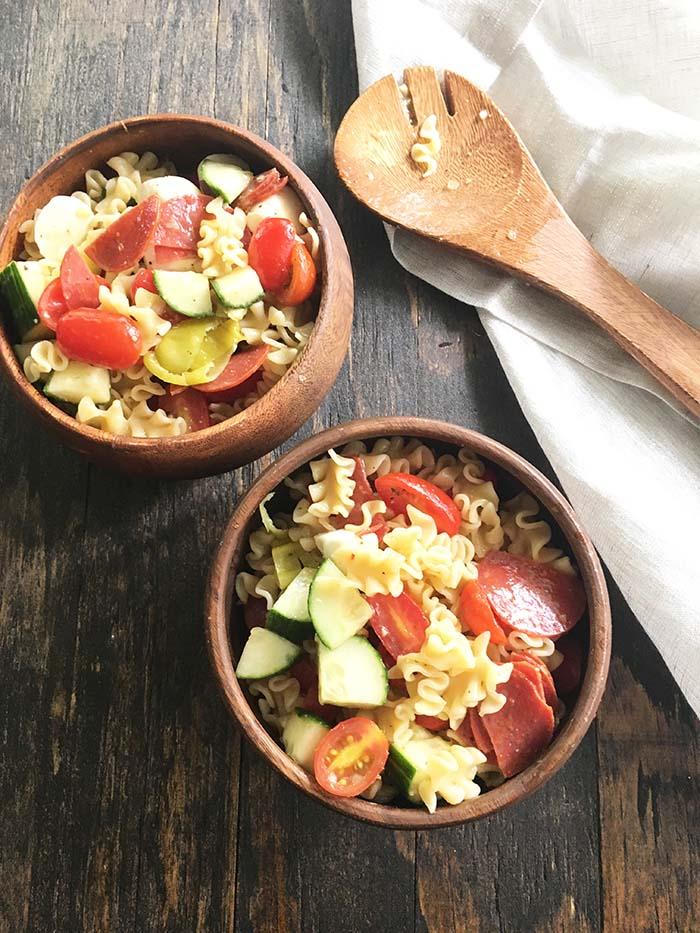 Italian Pasta Salad - Weight Watchers