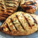 Easy 3 Ingredient  Grilled Chicken Marinade