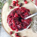 0 Smart Points Sugar-Free Cranberry Sauce