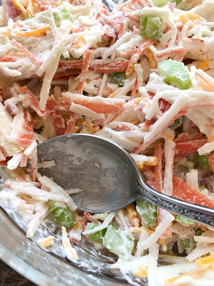 Kroger Crab Salad Recipe