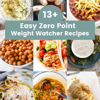 Weight Watchers Easy 0 Smart Point Recipes