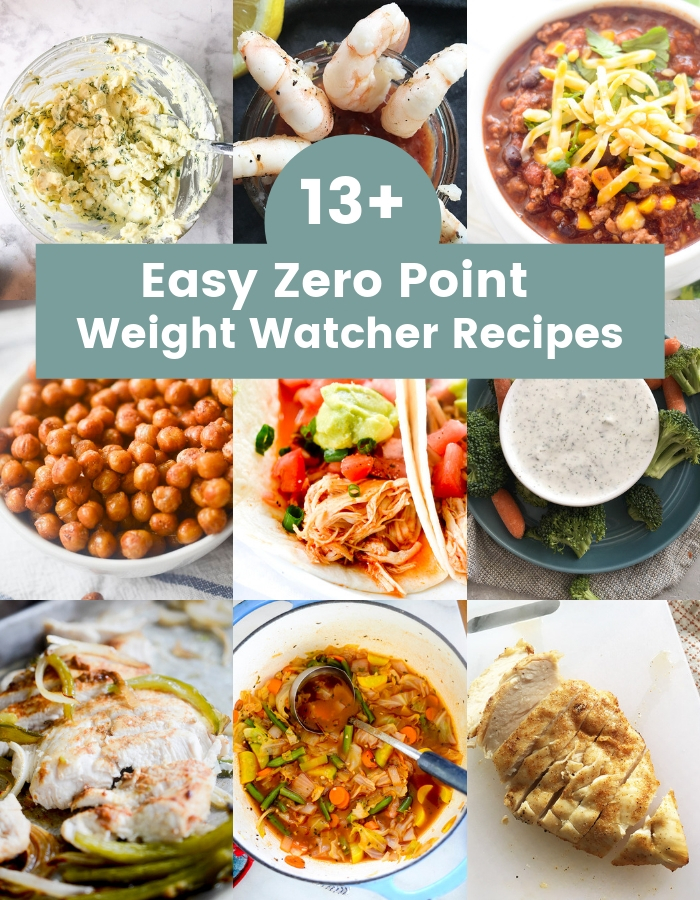 Zero Point Foods Recipes