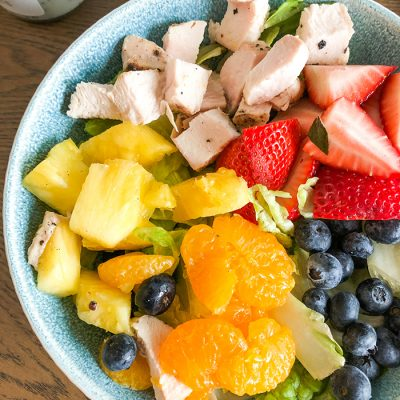 Strawberry Poppyseed Salad – Panera Copycat