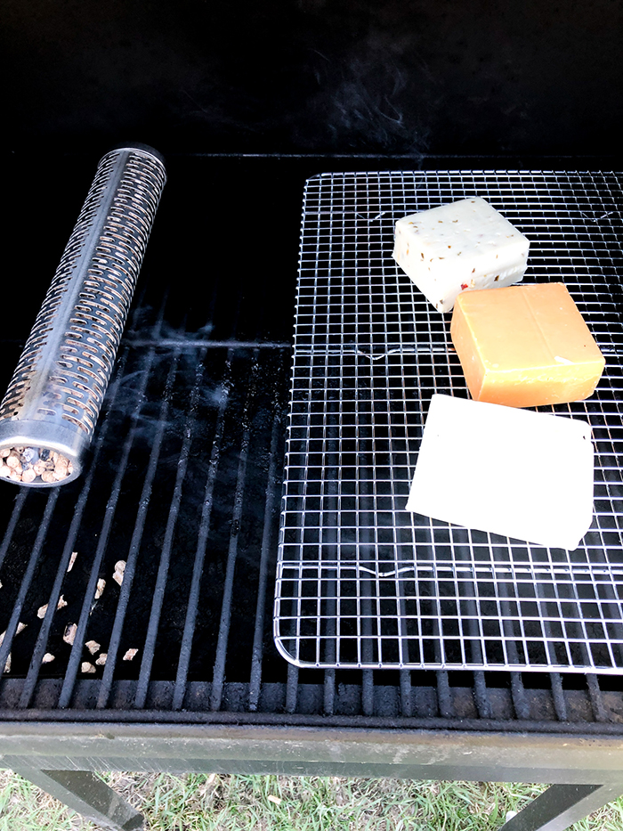 How to Smoke Cheese