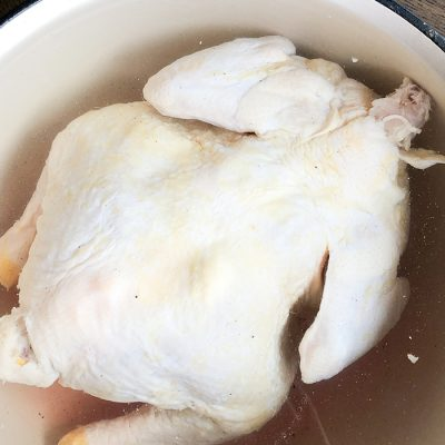 How to Brine a Chicken – Basic Chicken Brine Recipe