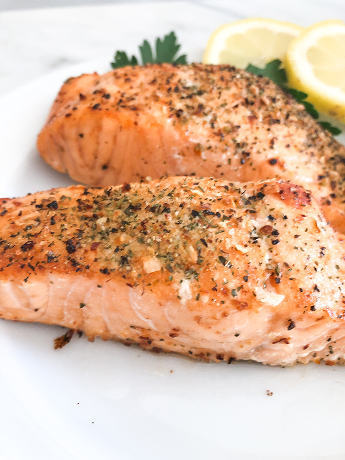 How to Cook Salmon in Air Fryer