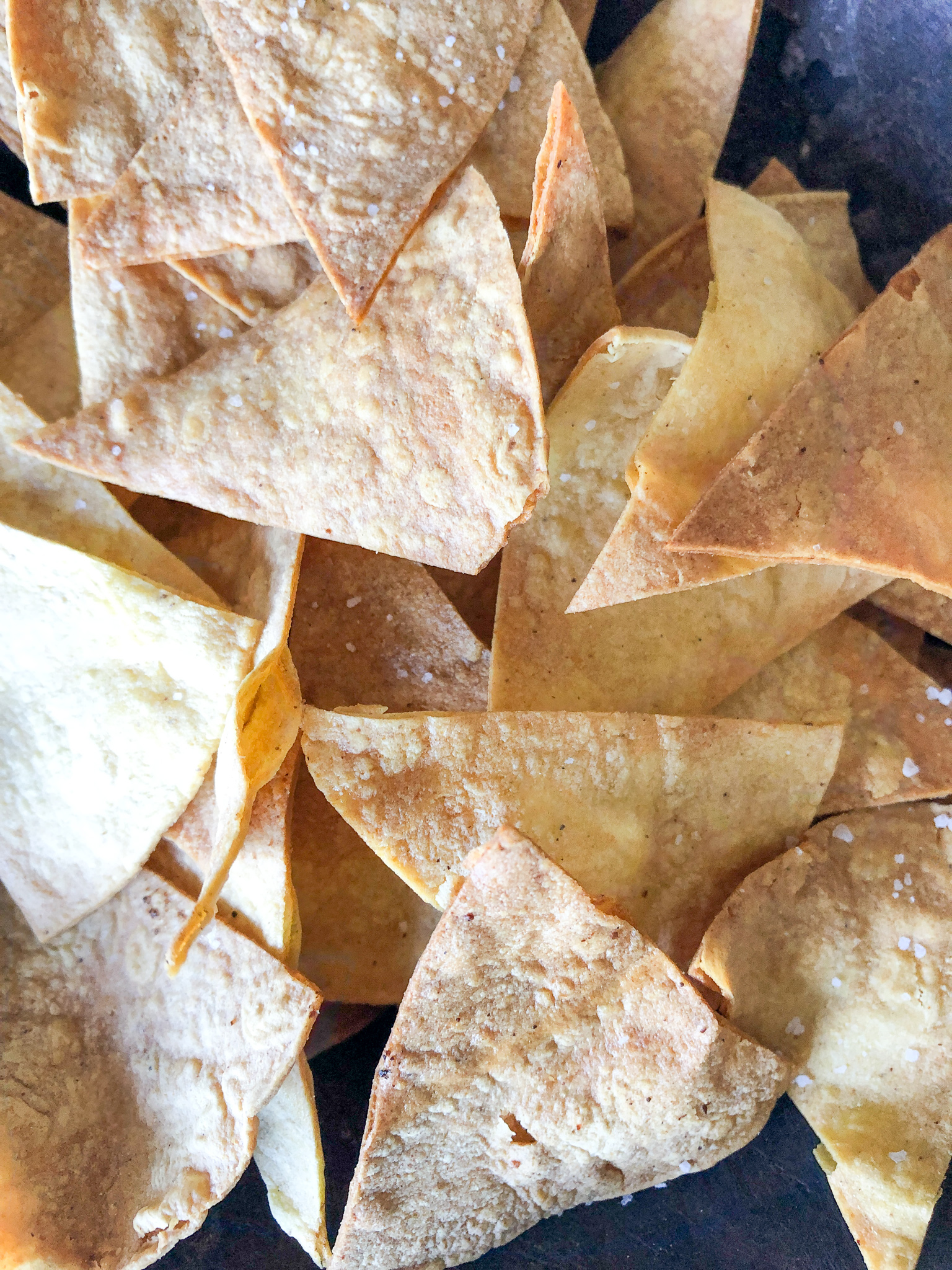 Air Fryer Tortilla Chips Recipe Diaries