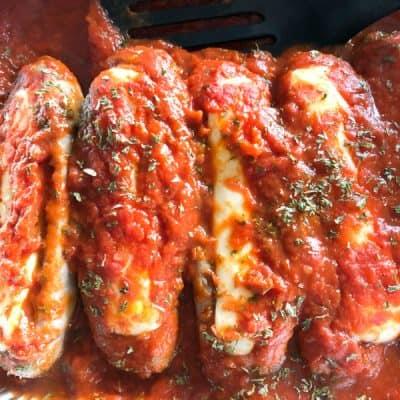Stuffed Italian Sausage