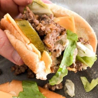 Big Mac Tacos